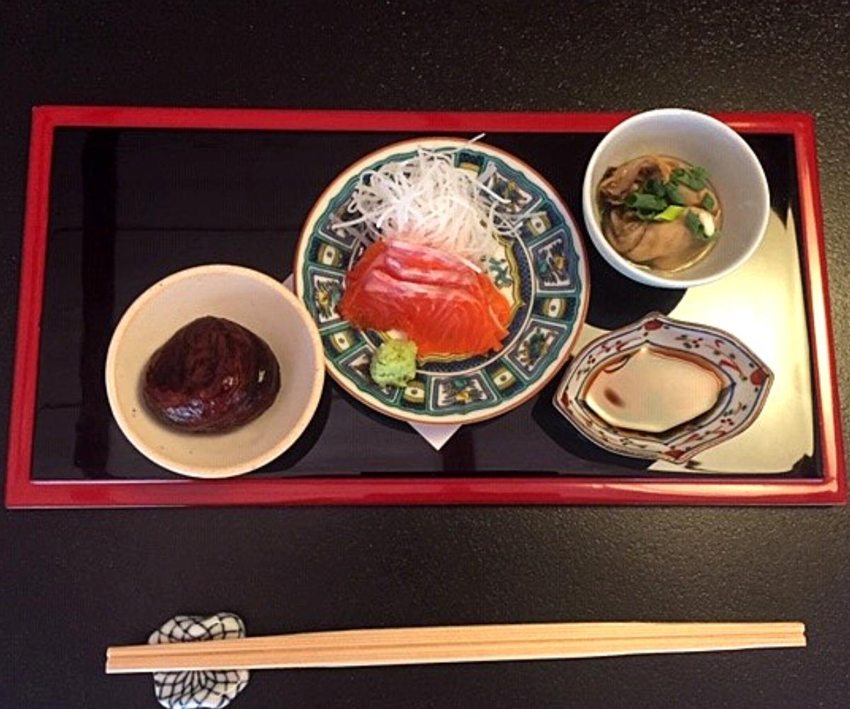 武蔵野本店の前菜